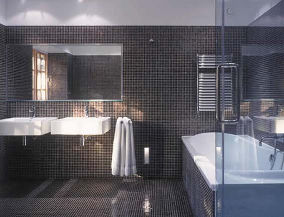Bathroom Design, Frognal Residence