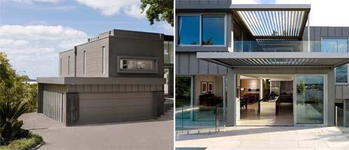 Hinton House Design, Modern House Design, Luxury House Design .