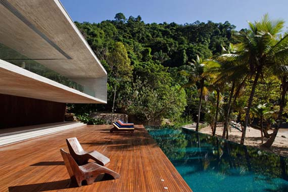 Luxury Beach House Design by Marcio Kogan 3 Luxury Beach House Design by Marcio Kogan