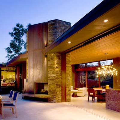 Modern House Design, modern living, Landscape House Design