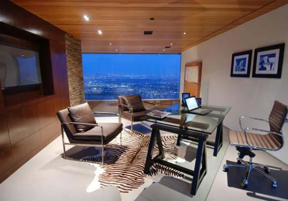 Modern Interior Design, Modern House Design, Luxury Home Design, in Hollywood Hills