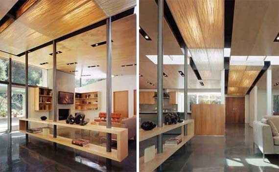 Modern House Dessign, Plywood Panel System, by Griffinenright Architects