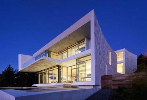Modern House Design, Luxury House Design