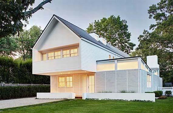Modern Residence, Raaman Residence, Amagansett Residence