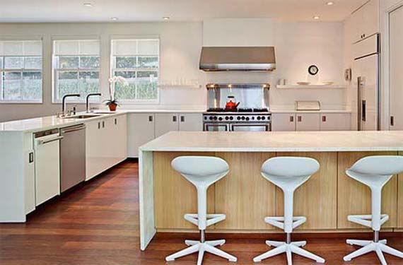 Modern Kitchen Design, Raaman Residence