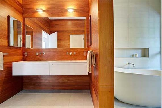 Bathroom Design, Raaman Residence