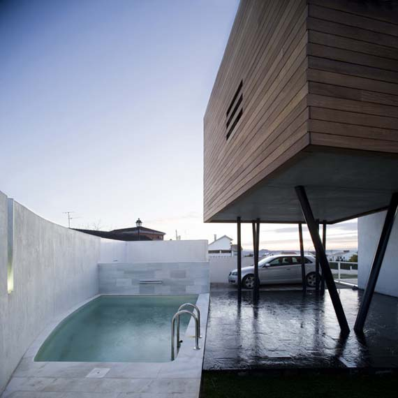 Spanish house design, Minimalist house design, Contemporary house design