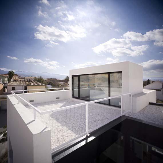 Spanish house design, Minimalist house design, Contemporary house design