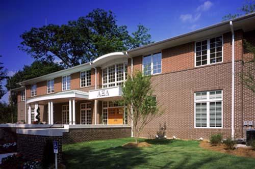 Alpha Xi Delta House, Georgia Tech Campus's House