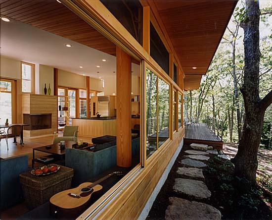 Chilmark Meadow House Design by Maryann Thompson Architects 2 Chilmark Meadow House Design by Maryann Thompson Architects