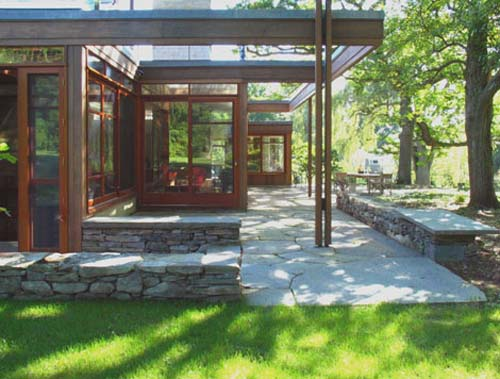 geothermal house modern house design by maryann thompson