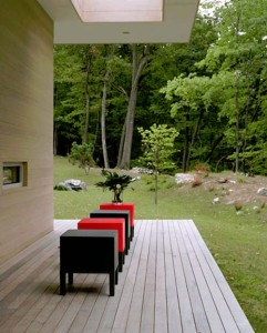 Holley House, Green House Design, Wood Stone House