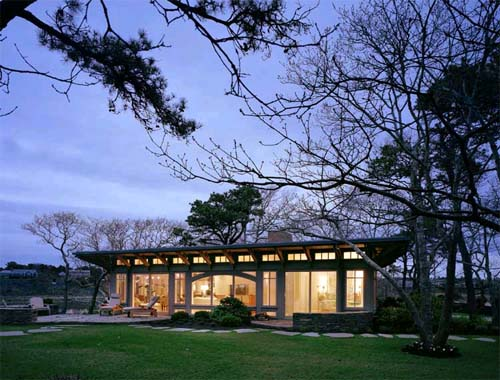 House on Harper's Island-Contemporary House Design