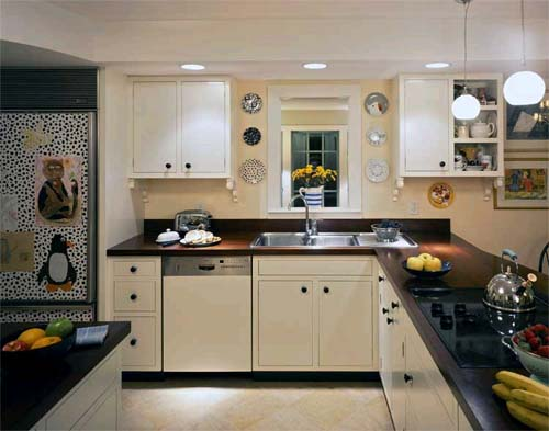 Kitchen Design Contemporary House Design in Stage Island House on Stage Island by Polhemus Savery DaSilva