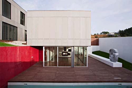 Casas da Fonte, Portugal House Design