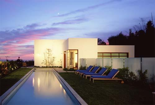 Malibu 4 Residence, Modern House Design