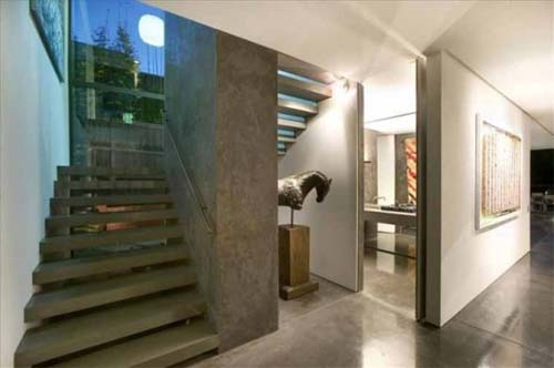 Minimalist House Design in Sydney Australia by Tobias