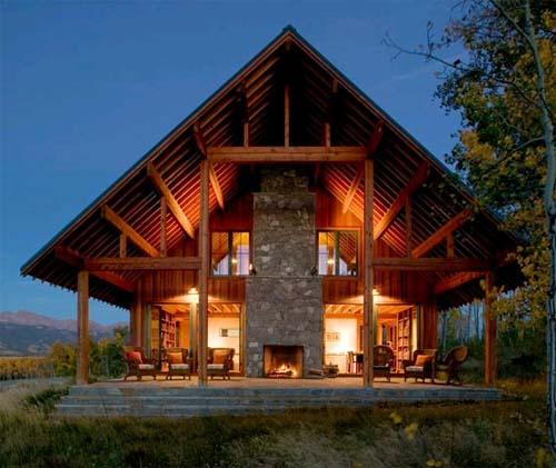 Stupendous Inspiring Home Journal Casa De Madeira Wood House Modern Design Largest Home Design Picture Inspirations Pitcheantrous