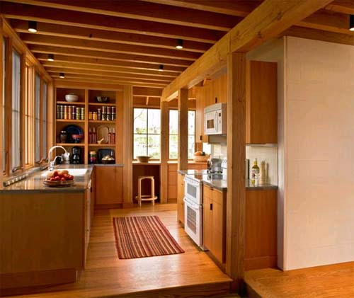 Inspiring home journal casa de madeira wood house modern for Minimalist wood house