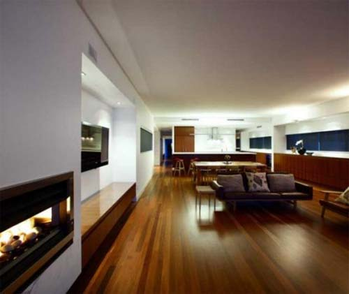 Modern Family Beach House Design At Miami Suburb Of