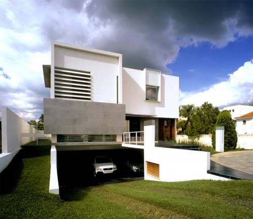 Modern House Design in Guadalajara Mexico by by Agraz Arquitectos 2 Modern House Design in Guadalajara, Mexico by Agraz Arquitectos