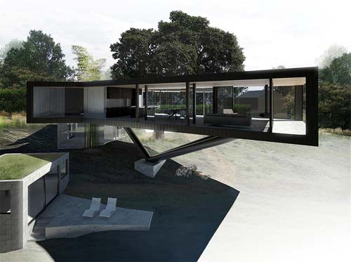 Napa River House, Napa House Design