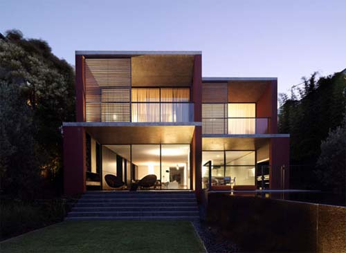 Parsley House Design In Vaucluse Sydney By Tobias