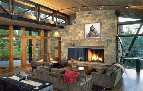 Private Residence In Snowmass Village, Colorado By CCY Architects