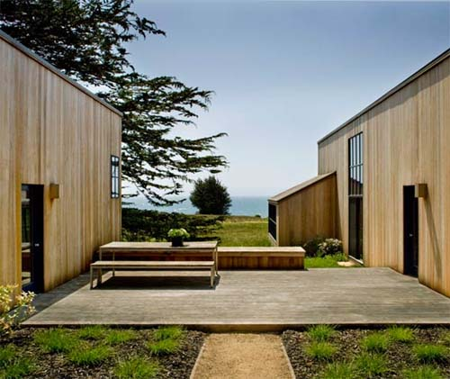 Sea Ranch Residence in Southern End of The Sea Ranch by Turbull Griffin Haesloop Architects 1 Sea Ranch Residence in Southern End of The Sea Ranch by Turbull Griffin Haesloop Architects