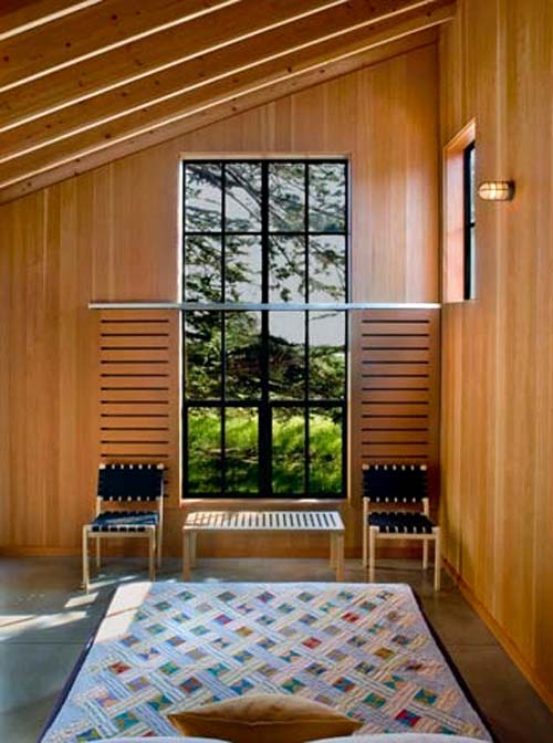 Sea Ranch Residence In Southern End Of The Sea Ranch By Turbull Griffin Haesloop Architects