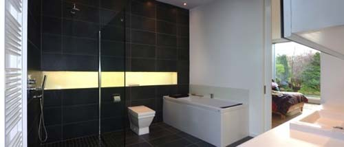 Bathroom Merchiston Villa In Edinburgh By Allan Murray Architects Interior Design Architecture