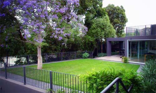 Toorak Residence By Eckersley Garden Architecture