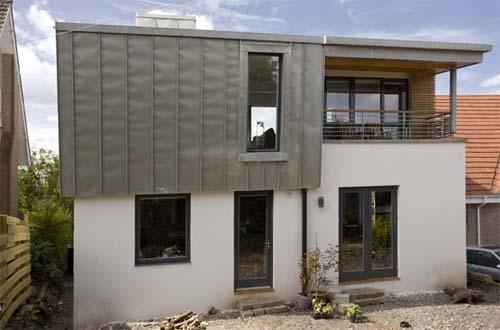 Insulated Concrete Form Home Design House Design Ideas