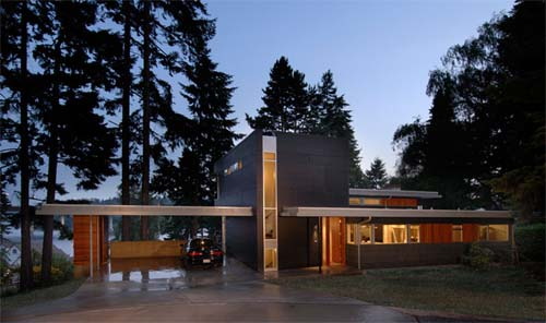 Enatai House Design by Lane Williams Architects