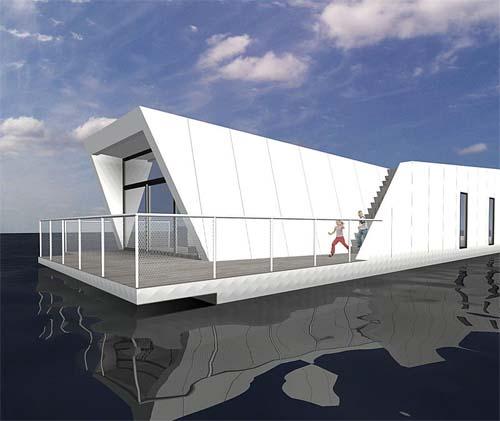pontoon design houseboats transport
