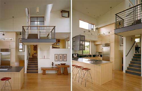 Zipper House Modern Remodel House By DeForest Architects Part 36