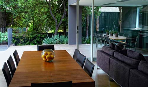 Interior Toorak Residence by Eckersley Garden Architecture 1 Toorak Residence by Eckersley Garden Architecture
