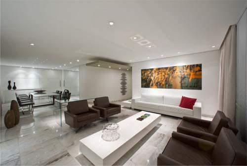 Living Room,Luxury Apartment