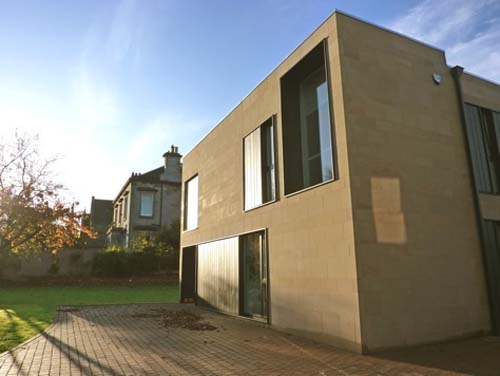 Merchiston Villa in Edinburgh by Allan Murray Architects