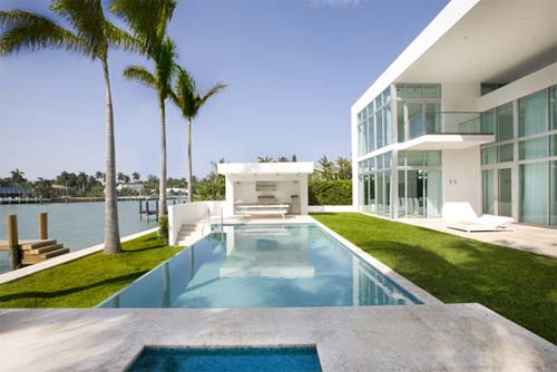 North bay road estate luxury beach house design by touzet for Luxury beach houses