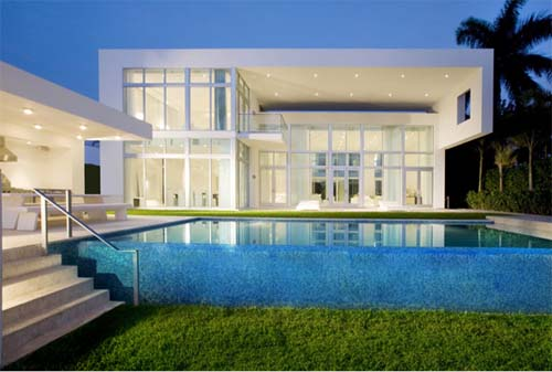 Open Pool North Bay Road Estate by Touzet Studio North Bay Road Estate, Luxury Beach House Design by Touzet Studio