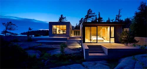 SHIFT Cottage, Modern Family Living