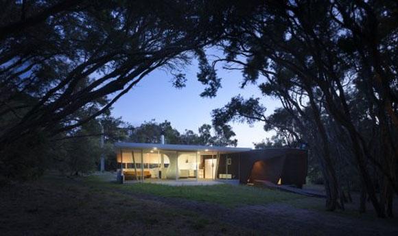 Cape Schanck House Beach House Design by Paul Morgan Architects 21 Cape Schanck House, Beach House Design by Paul Morgan Architects