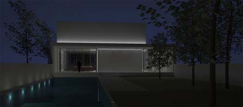 Concept House A, Minimalist House Concept by Rangr Studio ...