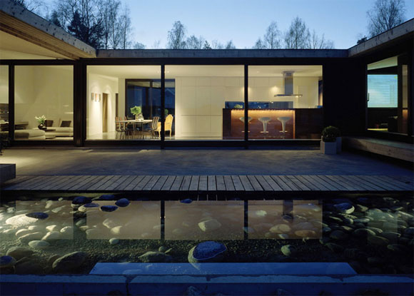 H House in Troso South of Stockholm by WRB Architects 2 H   House in Troso, South of Stockholm by WRB Architects