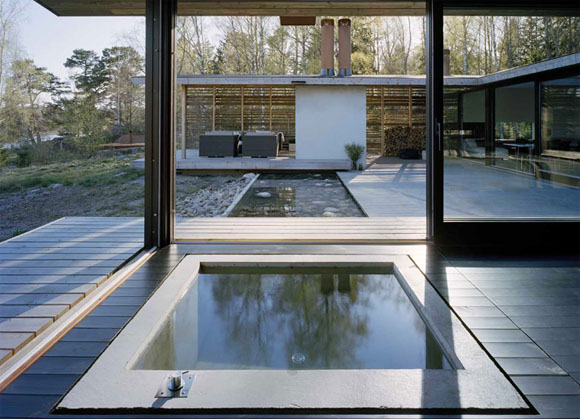 H House in Troso South of Stockholm by WRB Architects 3 H   House in Troso, South of Stockholm by WRB Architects
