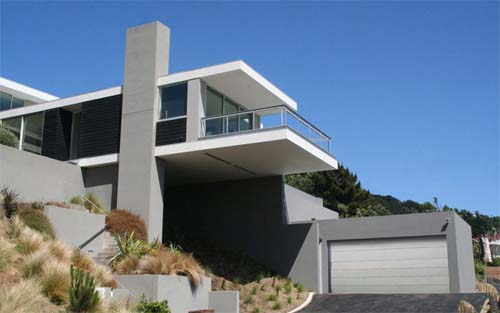 Seatoun house t shaped house design by parsonson for T shaped house design