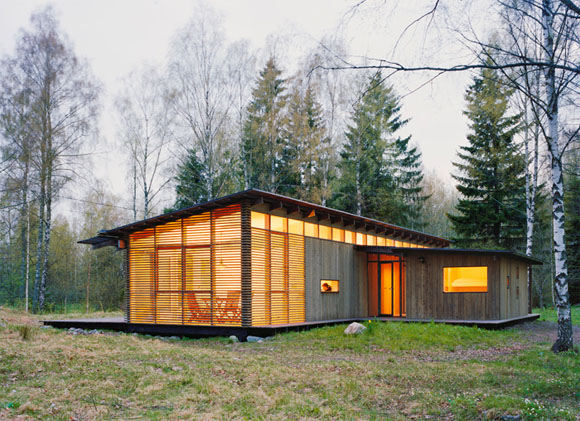 Summer House in Trosa Private Leisure House by WRB Architects Summer House in Trosa, Private Leisure House by WRB Architects