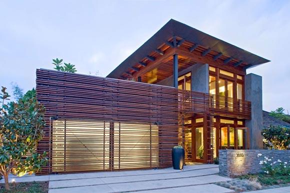Tropical House Interior Design Architecture Furniture