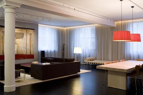 Luxury apartment interior design interior design for Luxury new york city apartments